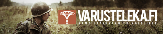 varusteleka 550x117 Ukrainalaiset ja syyrialaiset ostavat taisteluvarusteita suomalaisesta verkkokaupasta