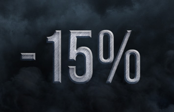 Kaikista normaalihintaisista tuotteista -15%