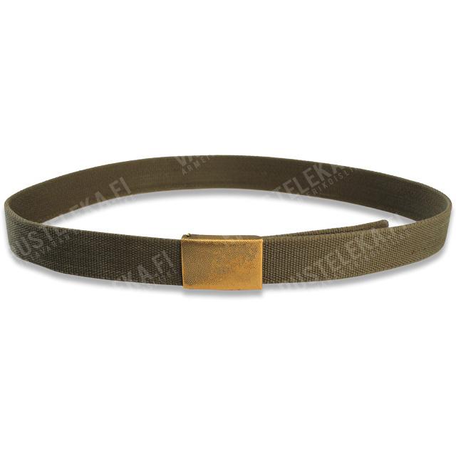 BW trouser belt, canvas, surplus