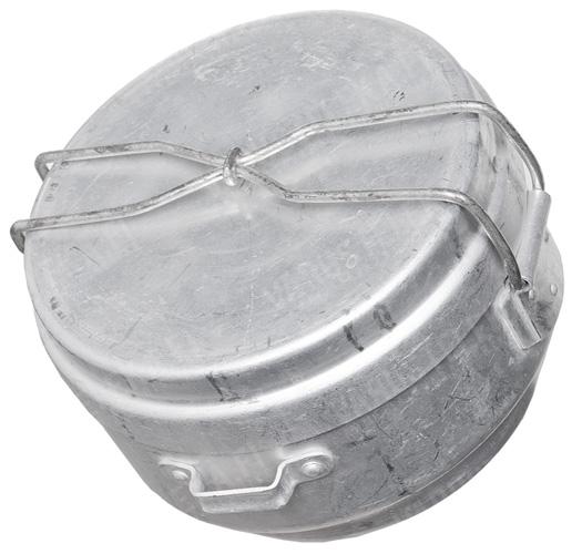 Tsekkoslovakialainen pakki, alumiinia, ylijäämä