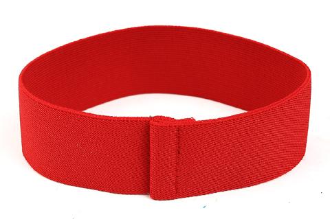 Särmä hihanauha, punainen