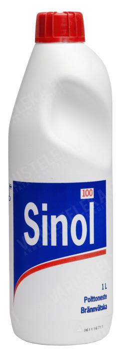 Sinol polttoneste alkoholikeittimiin, 1 litra