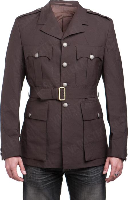 SADF uniform jacket, brown, surplus