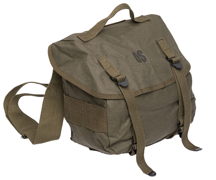 Mil-Tec M-1961 butt pack, vihreä, repro