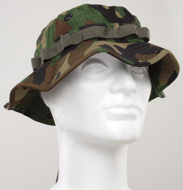 Teesar Boonie hat, Woodland