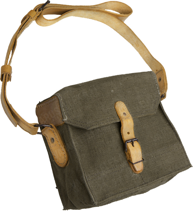 Ranskalainen lipaslaukku, pieni ja nätti, ylijäämä