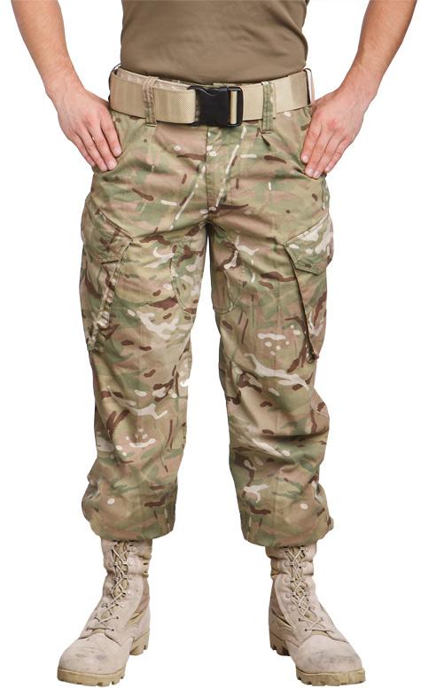British PCS trousers, MTP, surplus