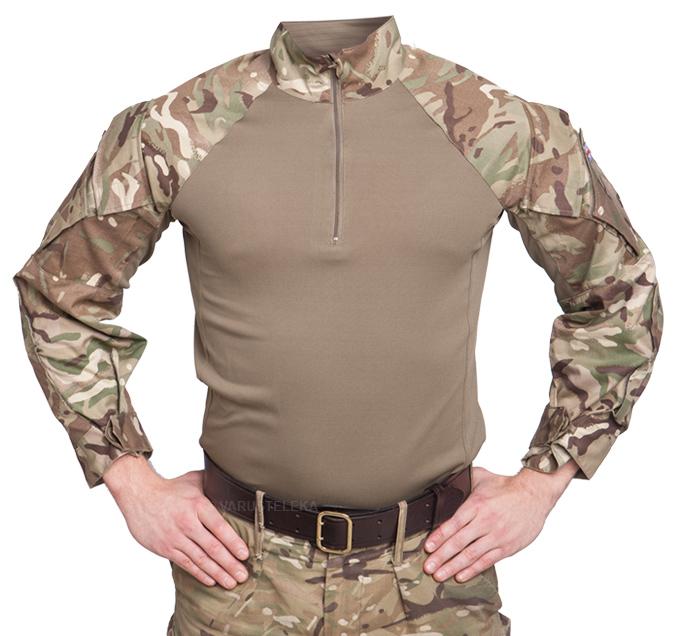 Brittiläinen PCS Combat Shirt, MTP, ylijäämä