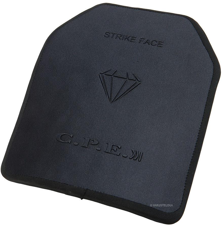 CPE Diamond luotisuojalevy, NIJ IV Stand Alone
