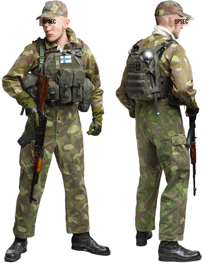 Armeijan lomapuku