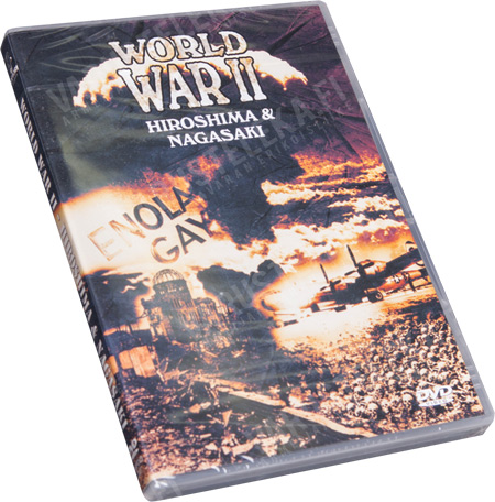 World War II: Hiroshima & Nagasaki, DVD
