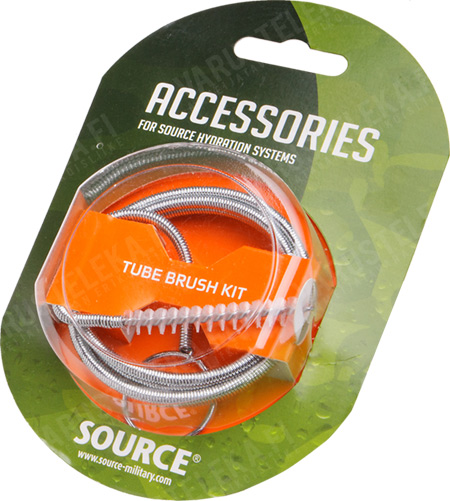 Source Tube Brush Kit, letkunpuhdistussarja