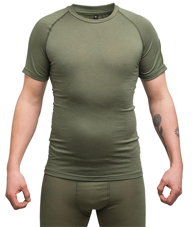 Särmä TST L1 T-paita, merinovillaa