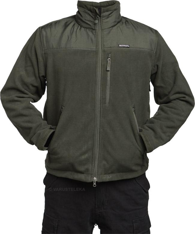 Pentagon Bojan Fleece Jacket olive drab - Varusteleka.com