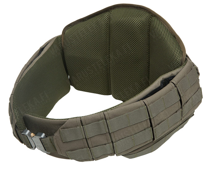 Verseidag Tacticum Battle Belt, NIJ IIIA