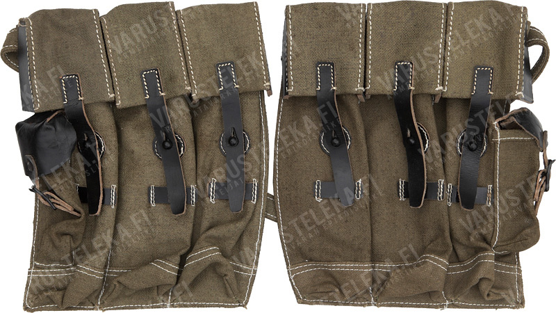 Wehrmacht Stg44 magazine pouches, reproduction