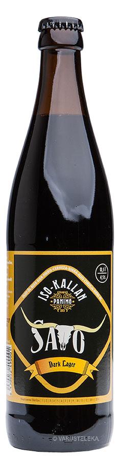 Iso-Kallan Savo Dark Lager