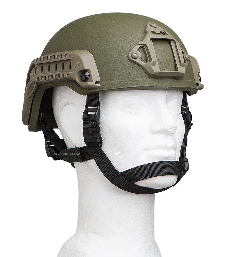 CPE High Cut ballistinen kypärä, NIJ IIIA