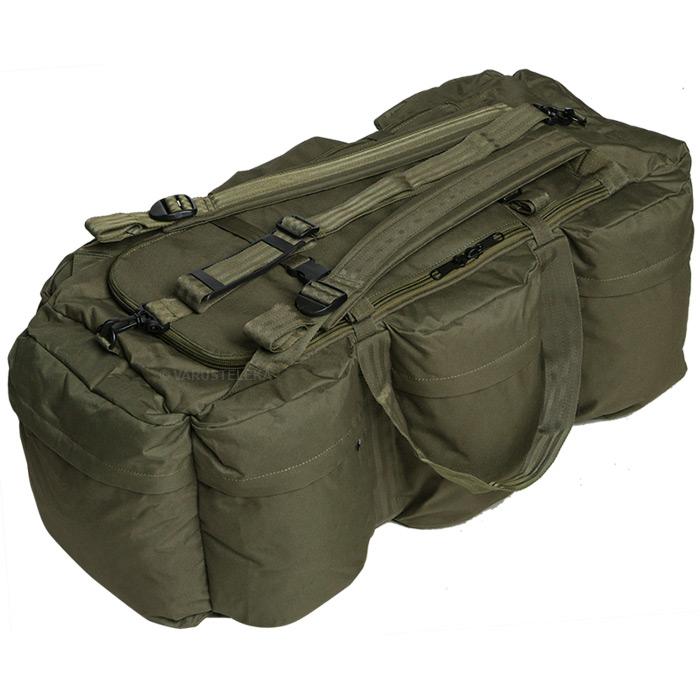 Mil-Tec keikkalaukku 98 l, oliivinvihreä