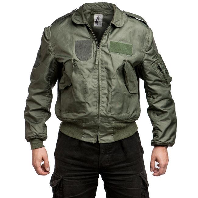 US CWU-45P flight jacket, winter, surplus - Varusteleka.com