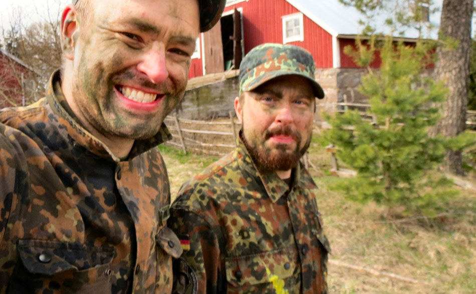 Etelä-Karjalan sotilasmarssi 2015: Partion Korpimiehet marssikertomus