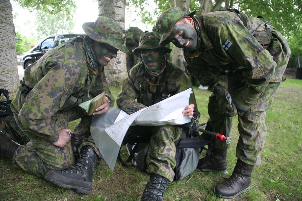 Sotilastaitokilpailu Single Fighting Exercise
