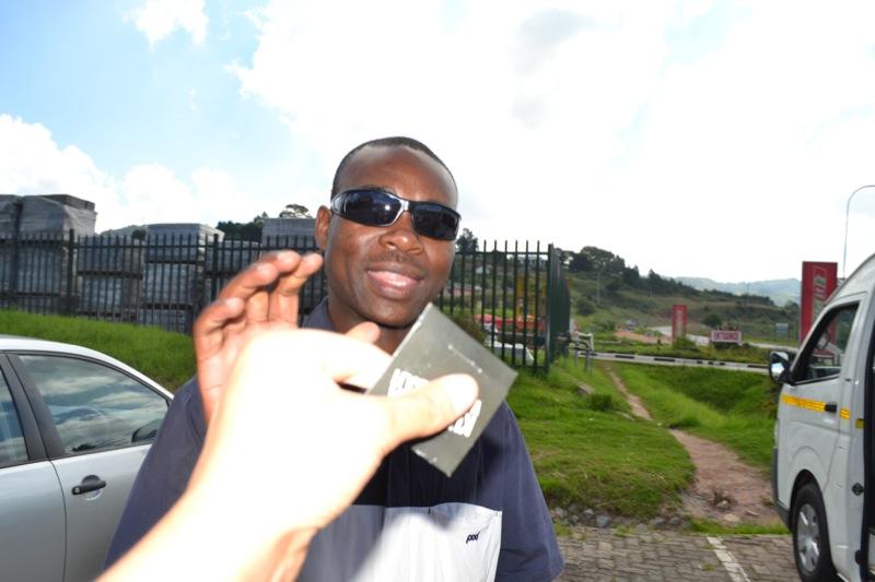 Mosambik, kevät 2012