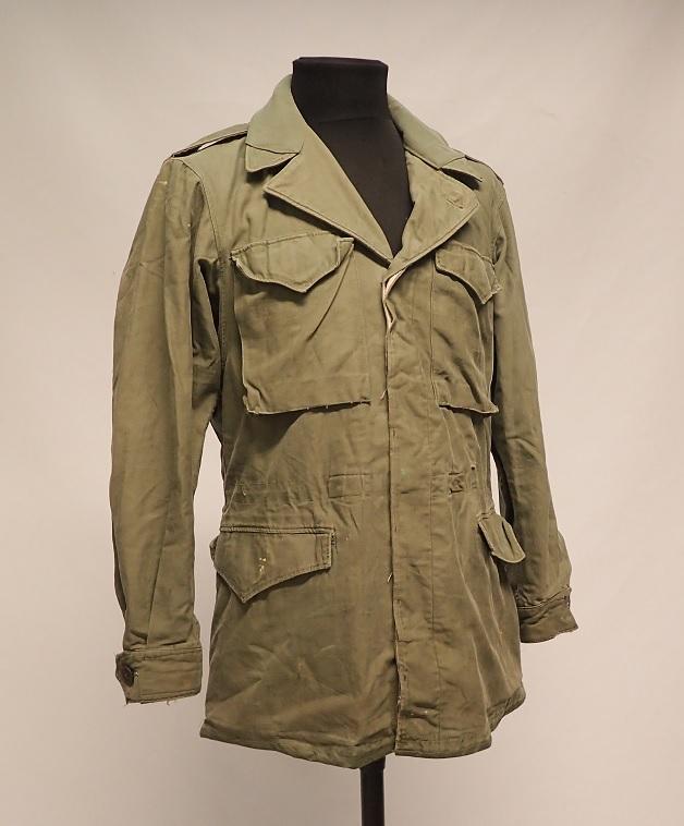 US M-1943 kenttätakki, ylijäämä #2