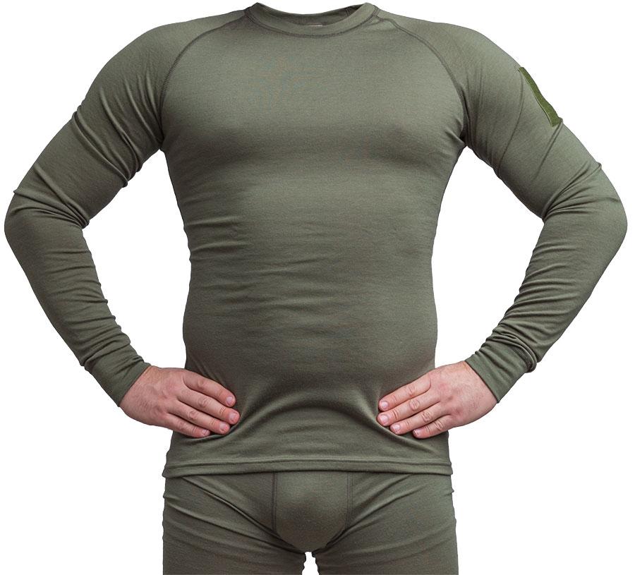 Särmä TST L1 Long sleeve shirt, merino wool