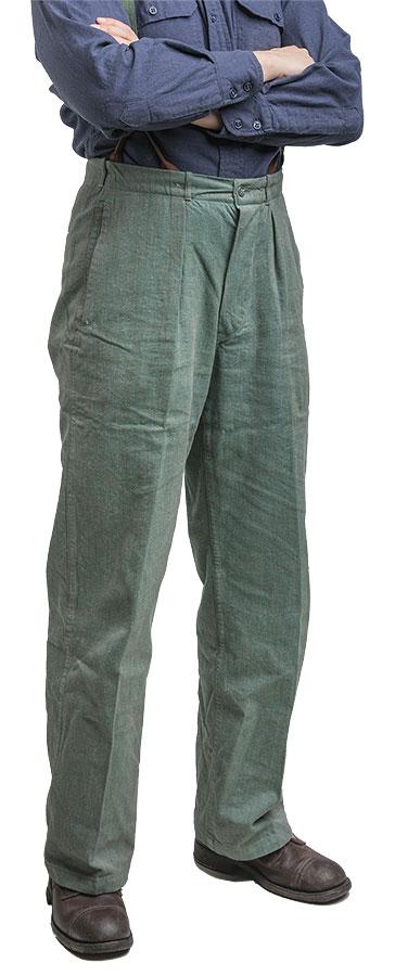 Ruotsalaiset vangin housut, ylijäämä