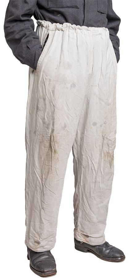 SA lumipuvun housut, ylijäämä