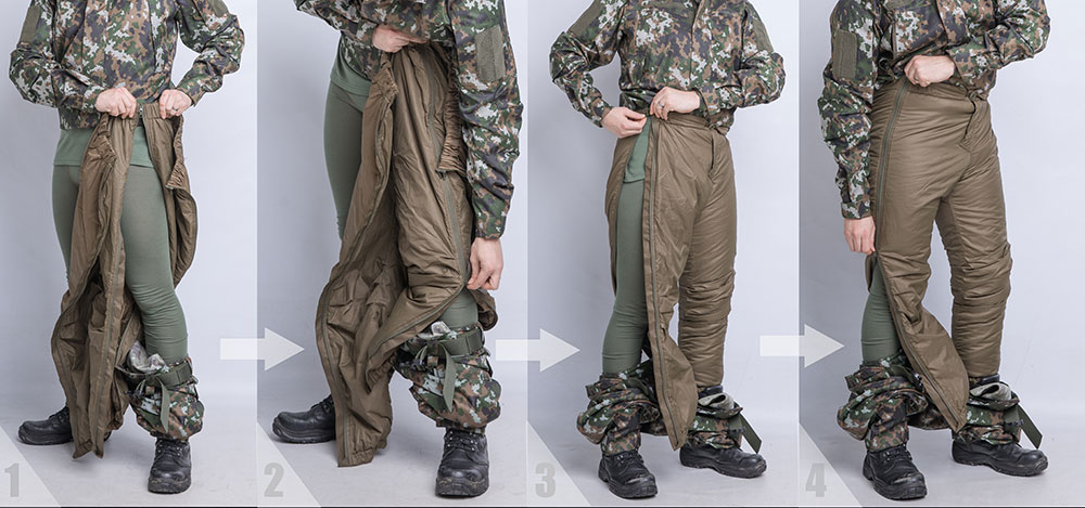 Pukeudu lämpimästi armeijatyyliin – Varustelekan tekstiilitärpit ... f30432eda0