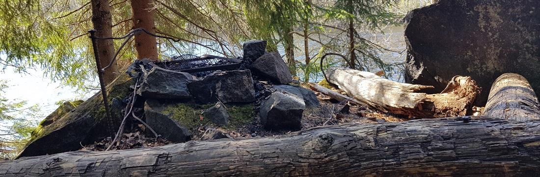 Kolmen lammen kierros - helppo päiväretki luontoon