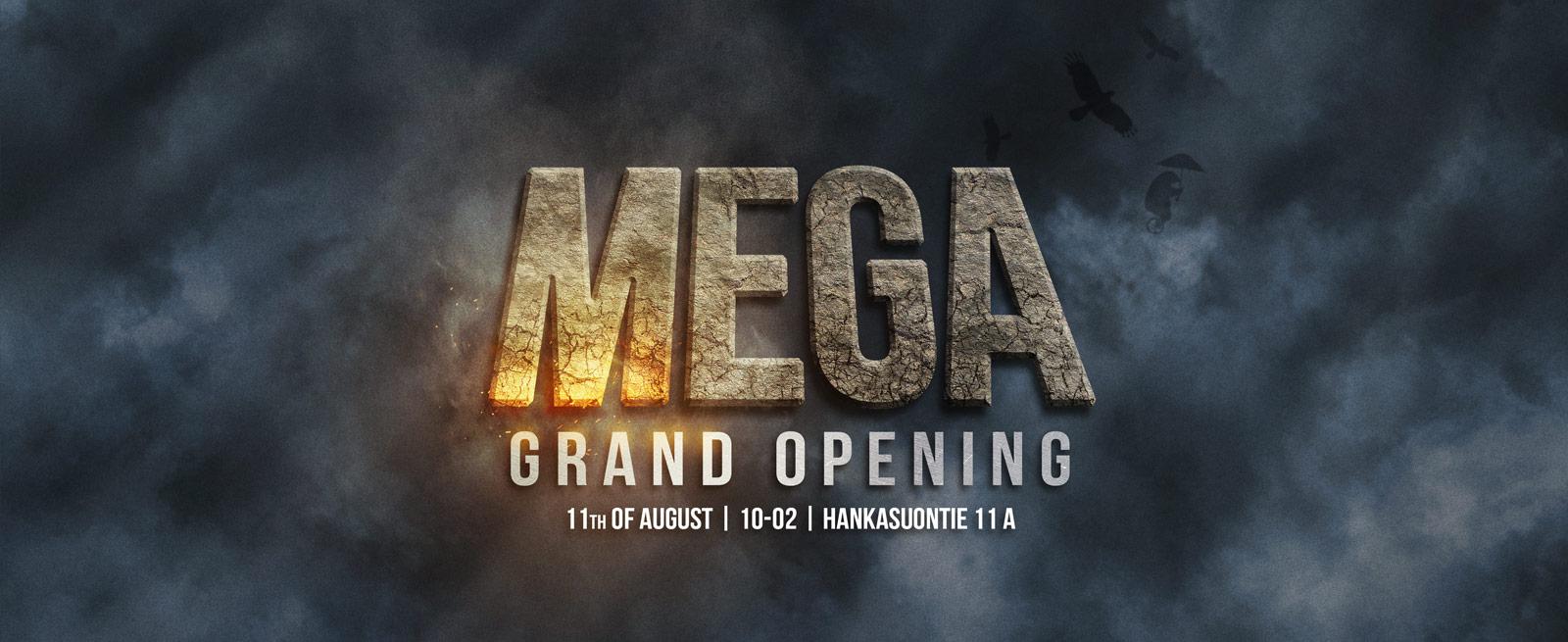 Varusteleka Mega Grand Opening 2018