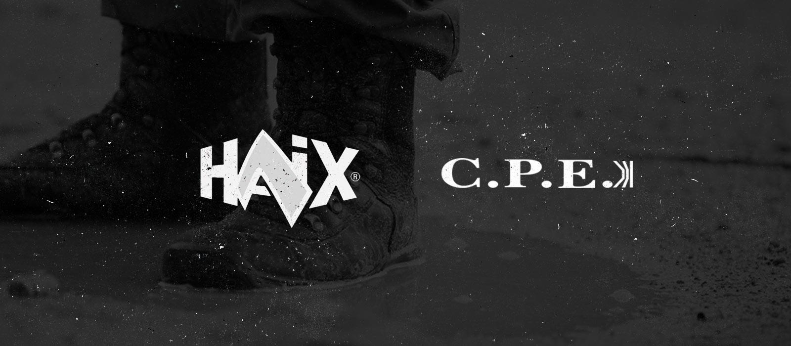 Haix ja CPE puuhalauantai 17.11.2018