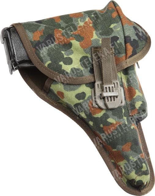 BW P1 pistoolikotelo, Flecktarn, ylijäämä