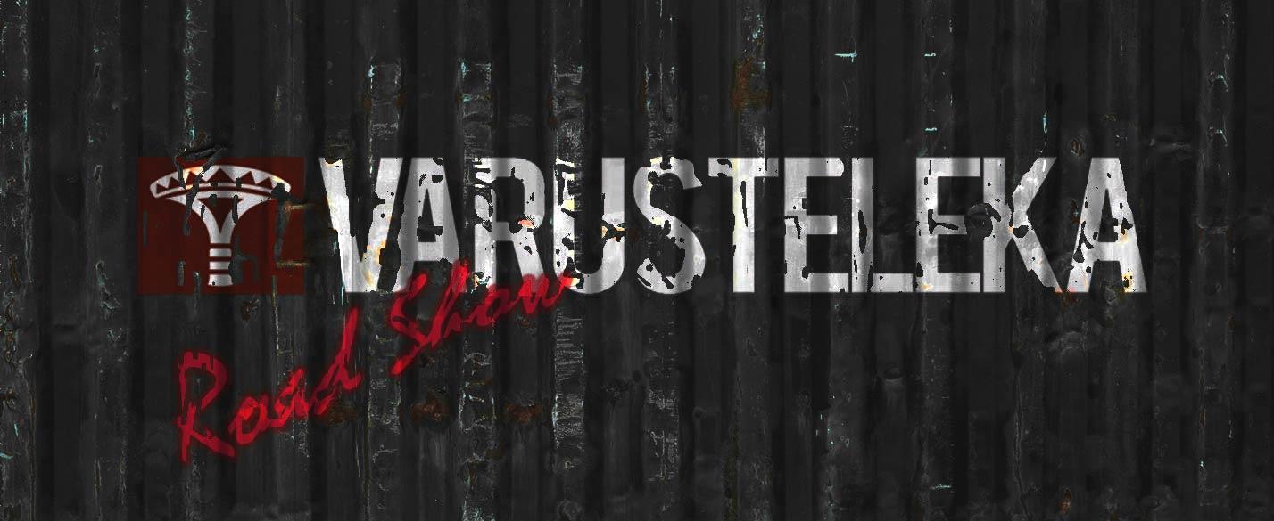 Varusteleka Road Show: Tuska 28.-30.6.2019