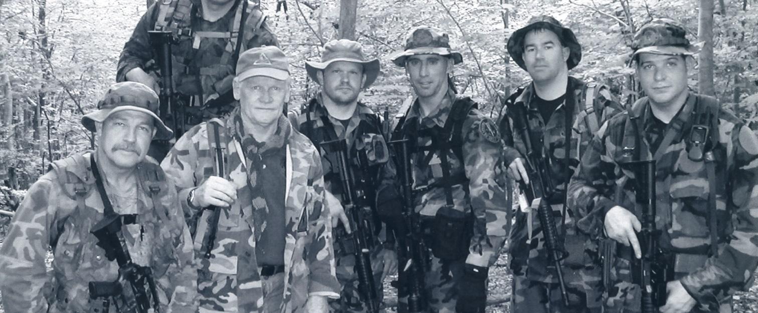 Combat Tracking Course, David Scott-Donelan, 22.-23.8.2019