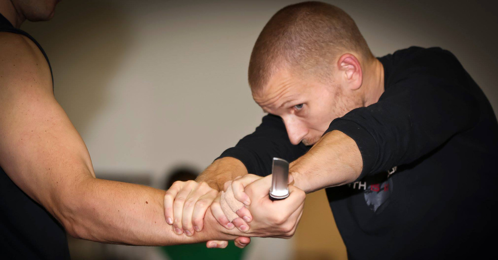 Ryan Hoover Self-Defence Seminar (CANCELLED)