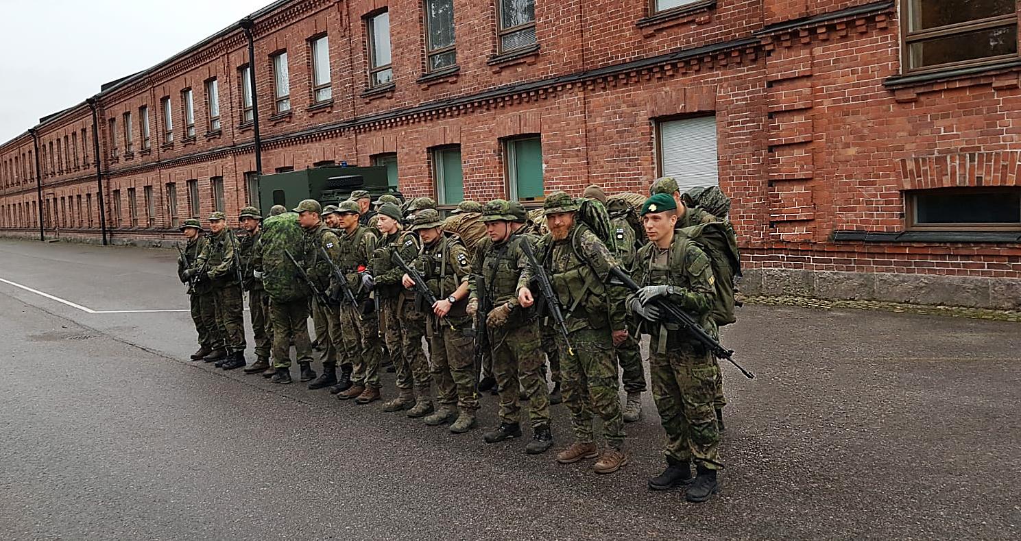 MPK RMC Combat Fitness Test 2019