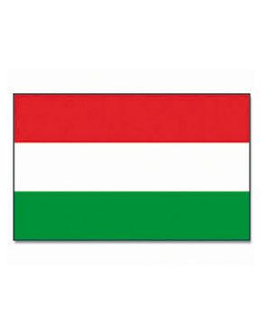 Unkarin lippu, 150 x 90 cm