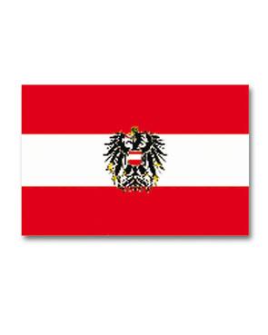 Itävallan lippu, 150 x 90 cm