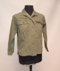 US Utility Shirt, Olive Drab, surplus