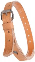 Wehrmacht general purpose strap, leather, brown, repro