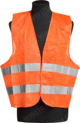 Estecs high-visibility vest, orange