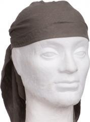 BW triangular scarf, olive drab, surplus