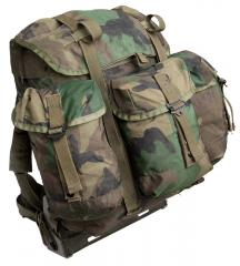 US ALICE Medium Pack, with frame, Woodland, used
