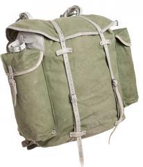 Norwegian rucksack, with steel frame, surplus