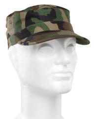 Teesar BDU Field cap, Woodland
