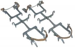 Swiss crampons, used